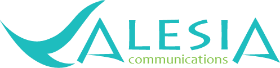 Alesia Communications Logo